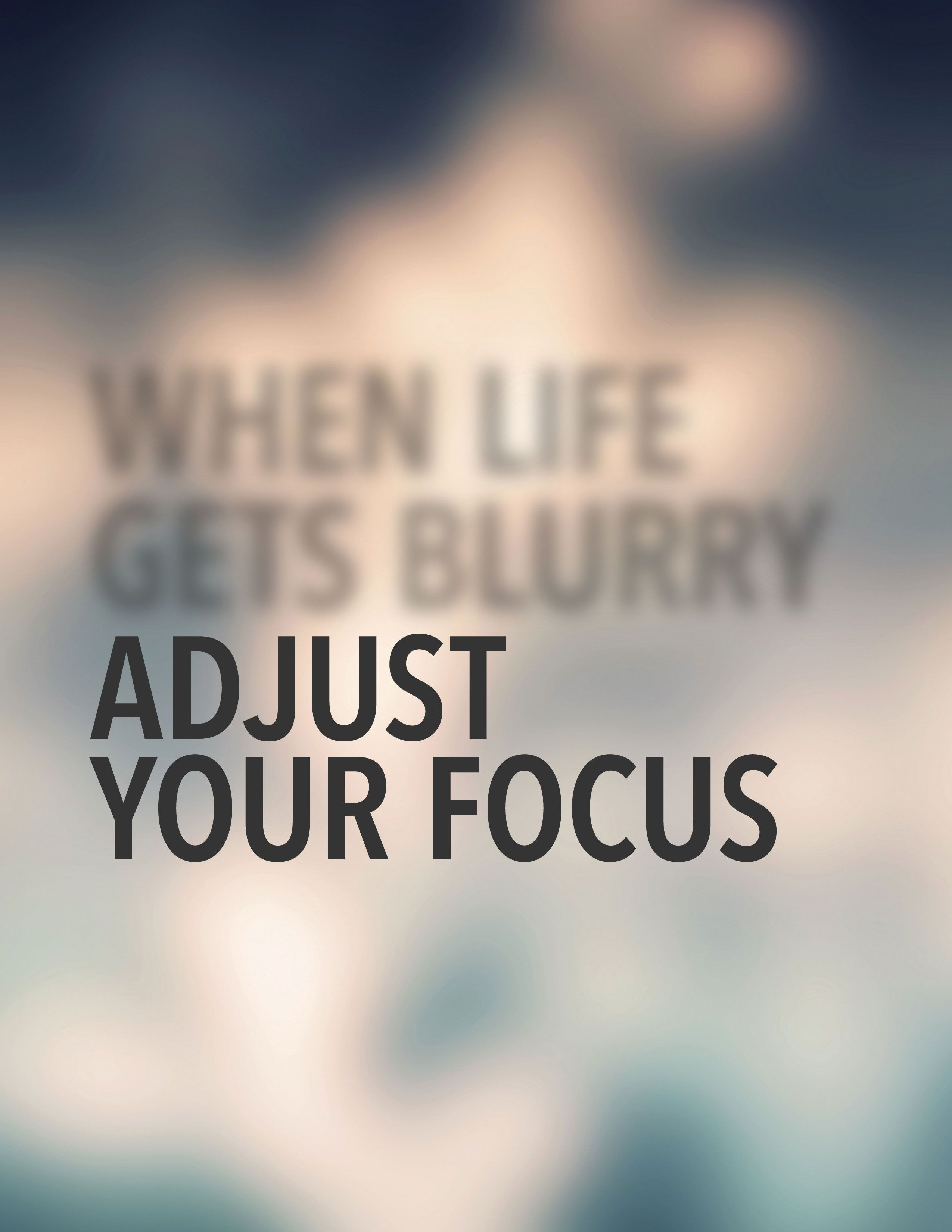 Blurry Quotes About Life. QuotesGram
