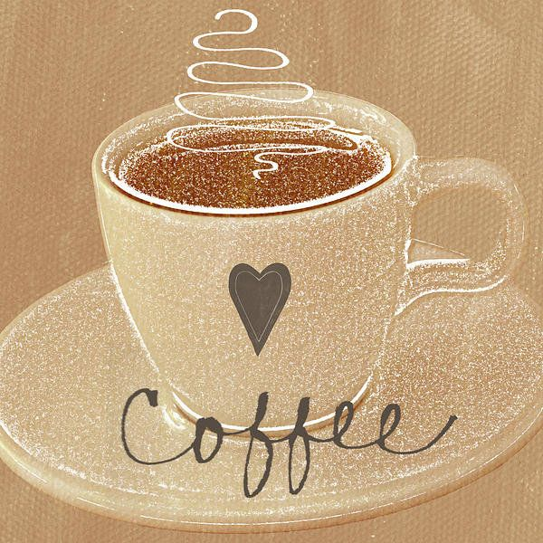 Coffee Love In Mocha Art Print By Linda Woods In 2021 Coffee Love Coffee Artwork Coffee Wallpaper Coffee art love wallpaper