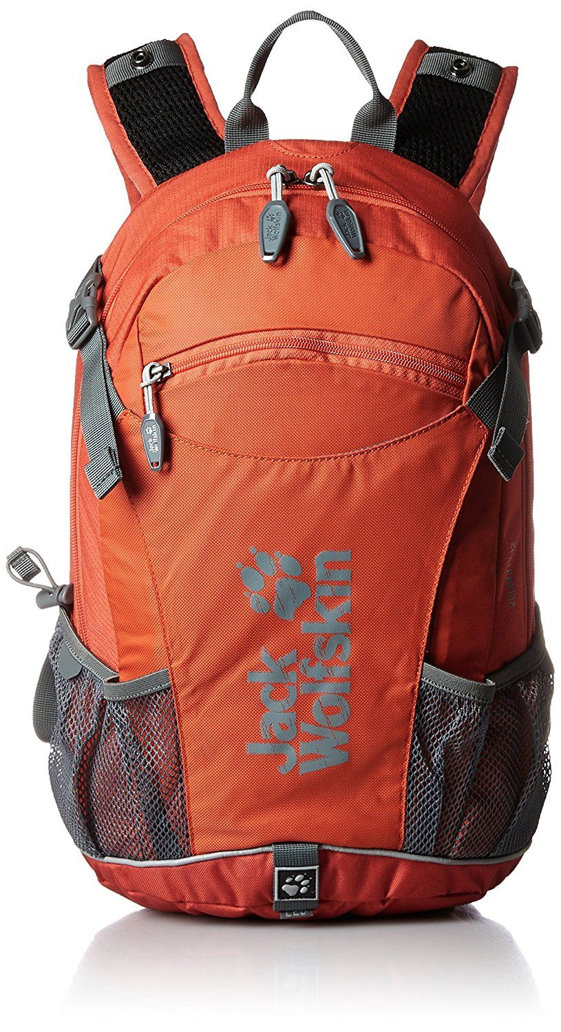 Jack Wolfskin ® Velocity 12 Lightweight Hiking Travel Outdoor Backpack [Deuter]