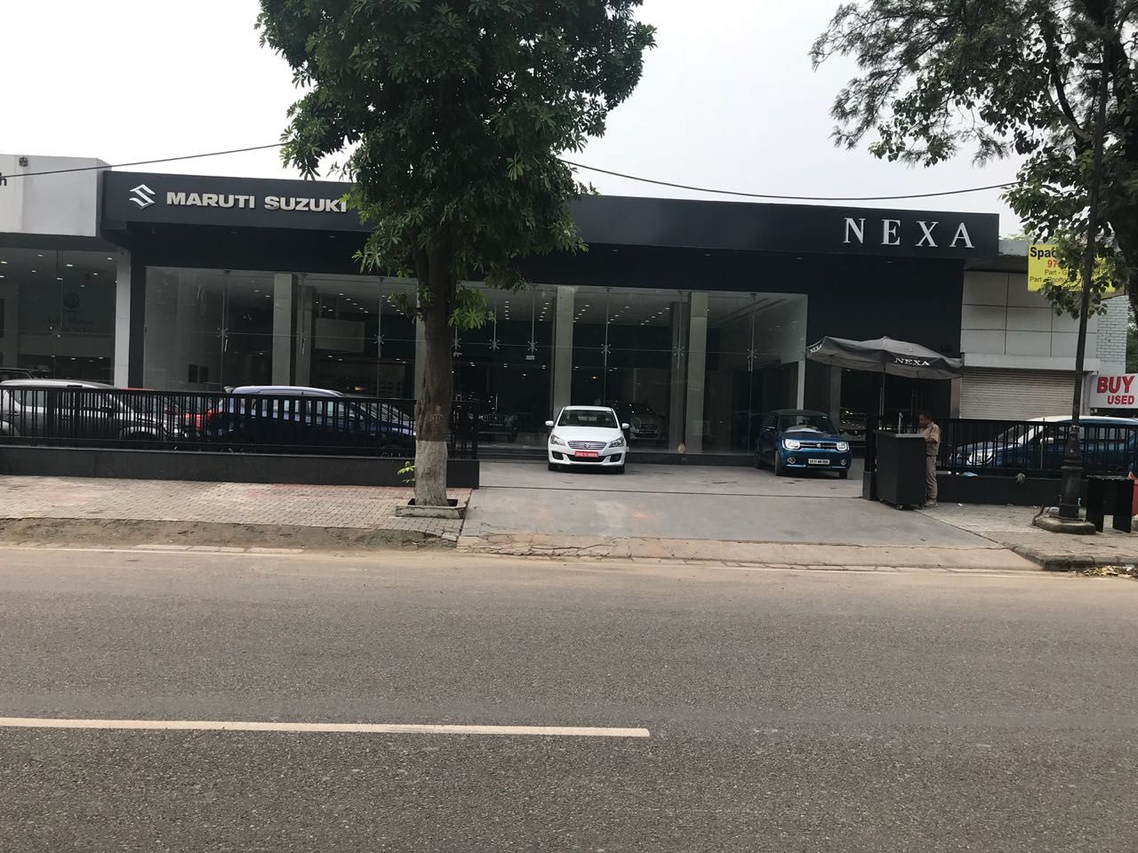 NEXA Car Dealers in Industrial Area Phase 1, Chandigarh