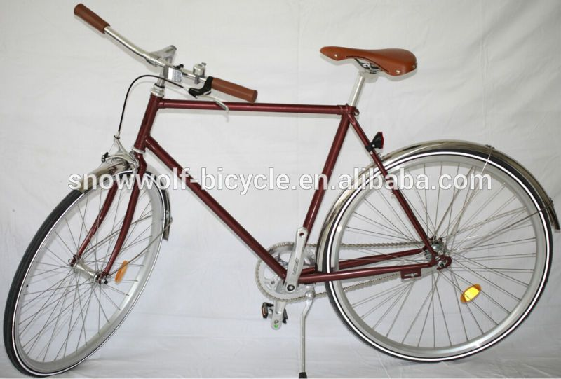 2015 new steel frame fixed gear bike with cr-mo lugs/Vintage lugged ...