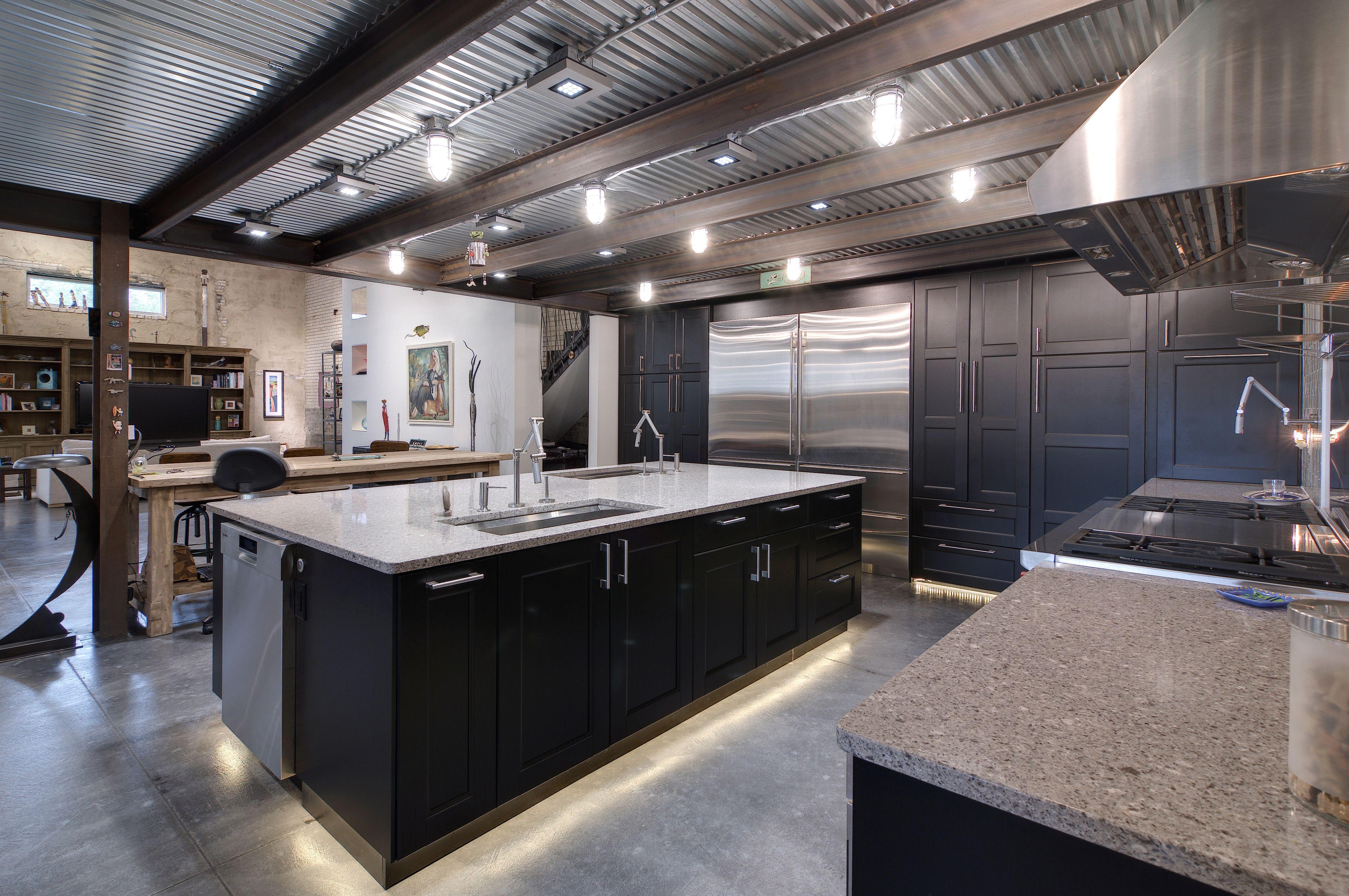 Avb Build Something Better Home Polished Concrete Flooring Metal Building Homes Custom Homes