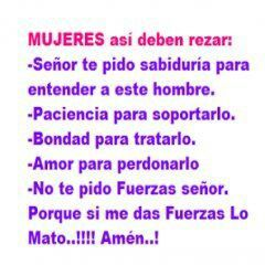 Oración.