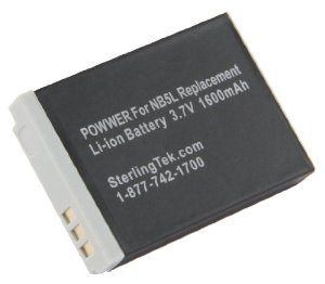 Stk S Canon Nb 5l Nb5l Battery 1400 Mah For Canon Powershot Sx210 Is Sx230 Hs Sx210is S100 Sx230hs Sx200 Is Sd790 Cool Things To Buy Powershot My Love
