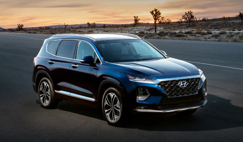 The 2020 Hyundai Santa Fe Owners Manual Will Help You In Many Ways It Is Encouraged That You Read Through The O Hyundai Suv Hyundai Santa Fe Luxury Crossovers