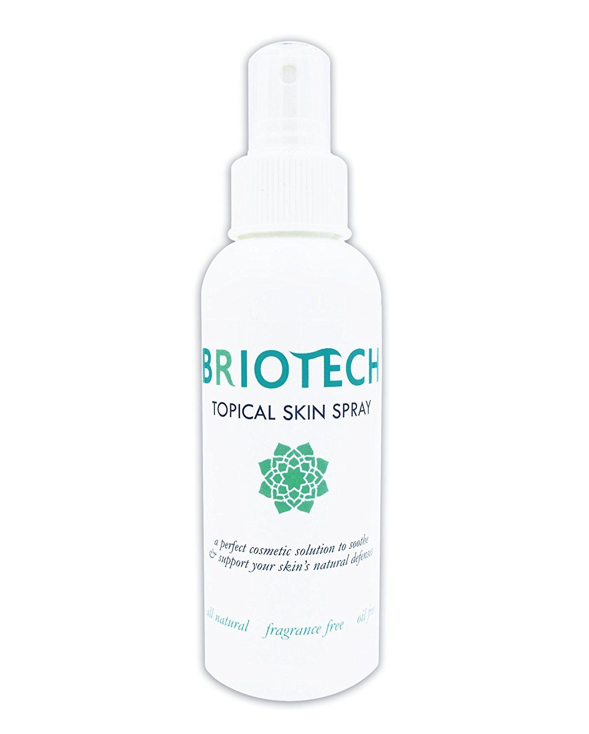 Briotech Topical Skin Spray A Perfect All Natural Cosmetic Solution 4 Oz Size See Cosmetic Solution Organic Moisturizer Products Face Products Skincare