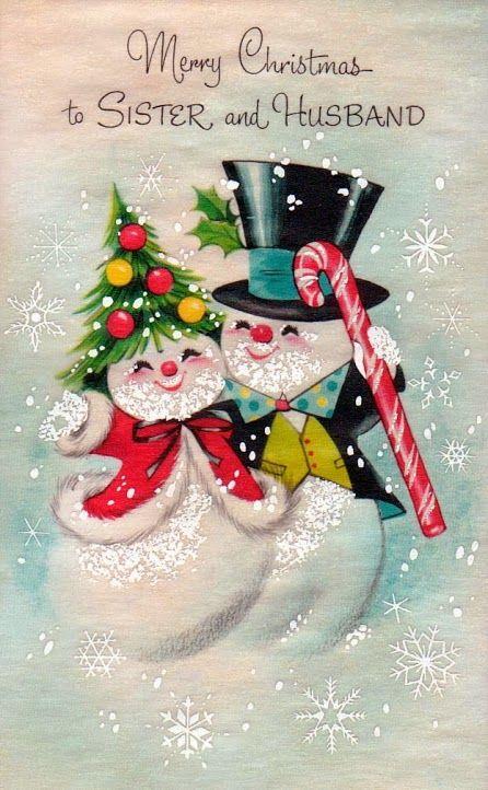merry christmas to sister and husband - Merry Christmas Husband