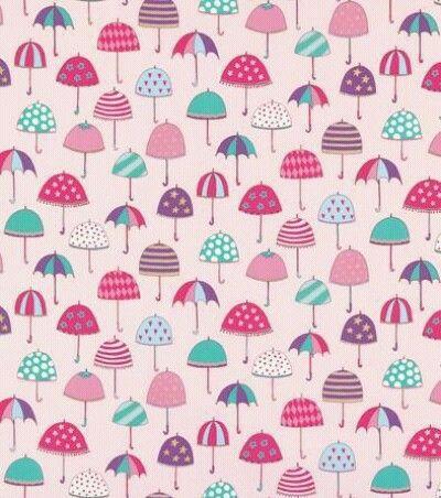 Umbrella Pattern And Wallpaper Image