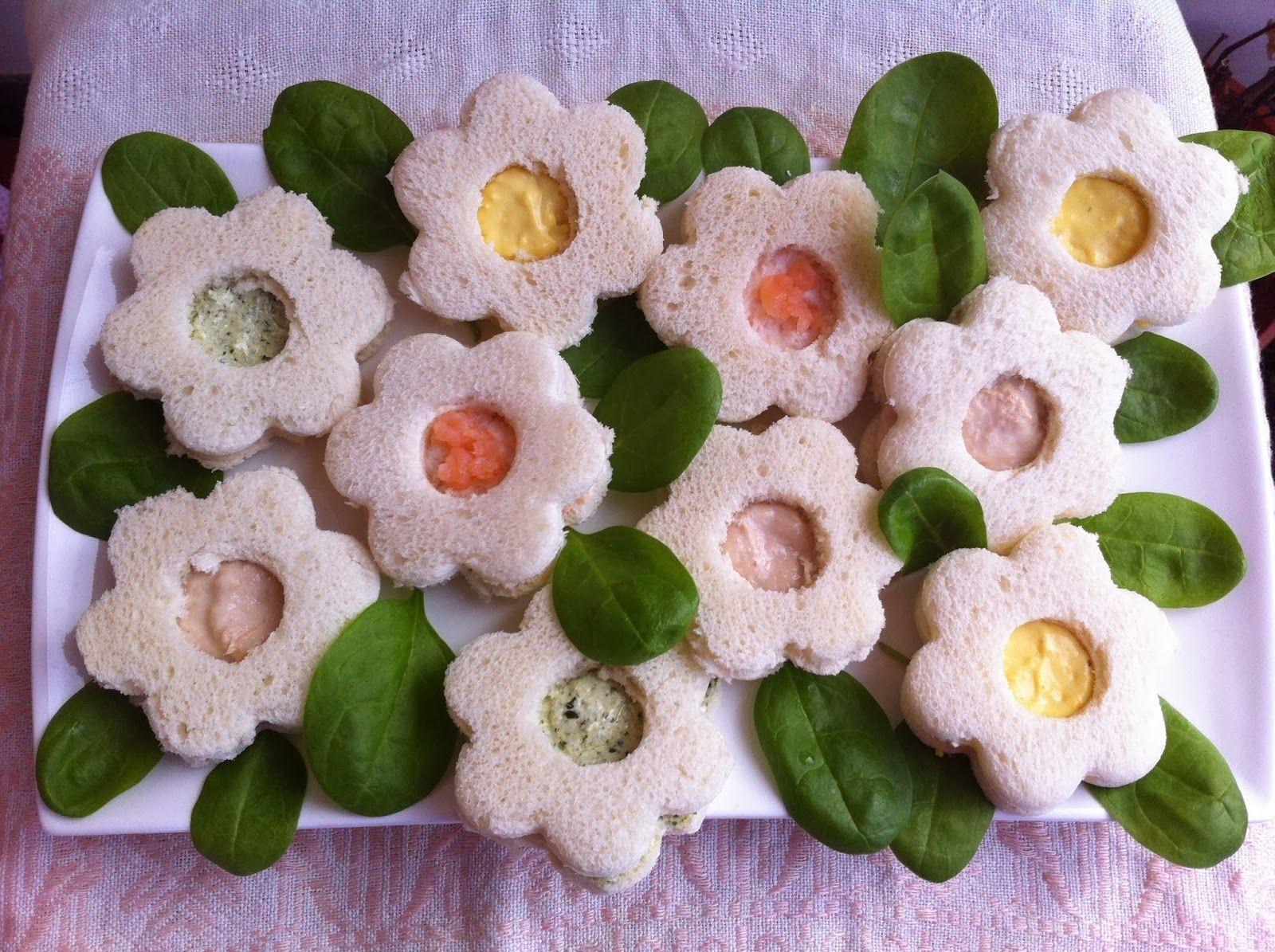 Bouquet di tartine facili per stupire pasqua antipasti for Stuzzichini di natale 100 idee per stupire