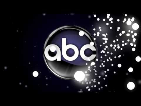 After Effects ABC Logo animation-sparkles | VIDEO