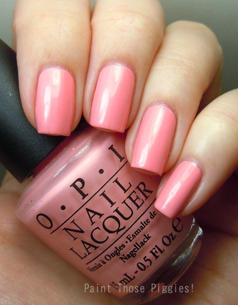 OPI Italian Love Affair by Paint Those Piggies! | Nail Polish ...