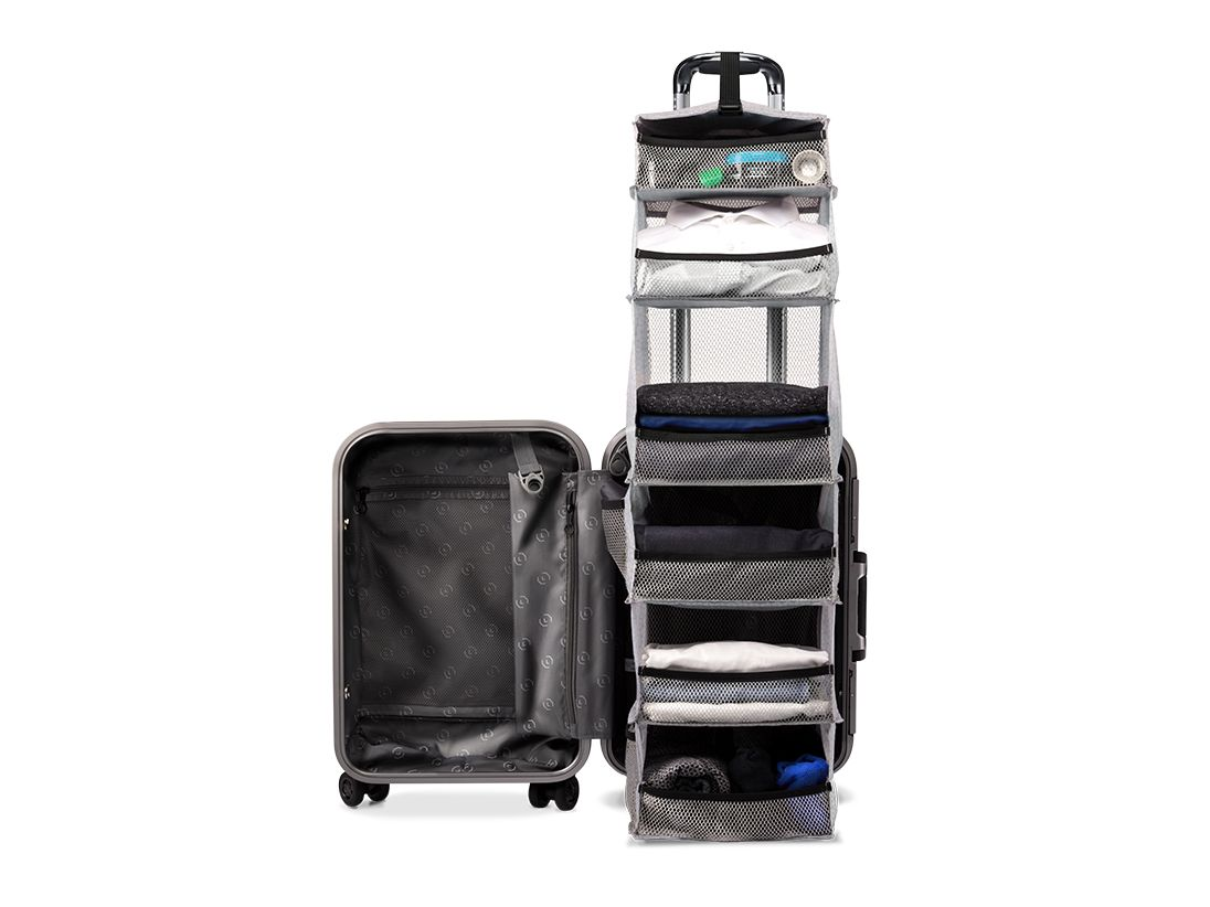 Lifepack The Carry On Closet Want Ropa para viajes