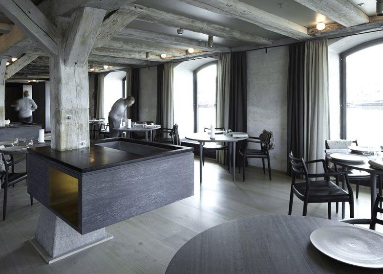 NOMA Restaurant By Space Copenhagen Retail Design Blog