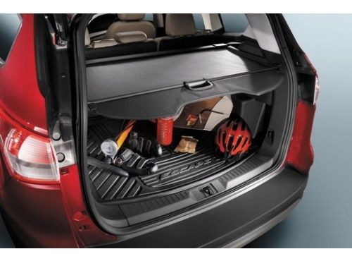 Cargo Area Protector Black 2013 Ford Escape 99 99 Ford