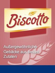 ALDI NORD Gebäckrange Biscotto Logodesign by RUBICON