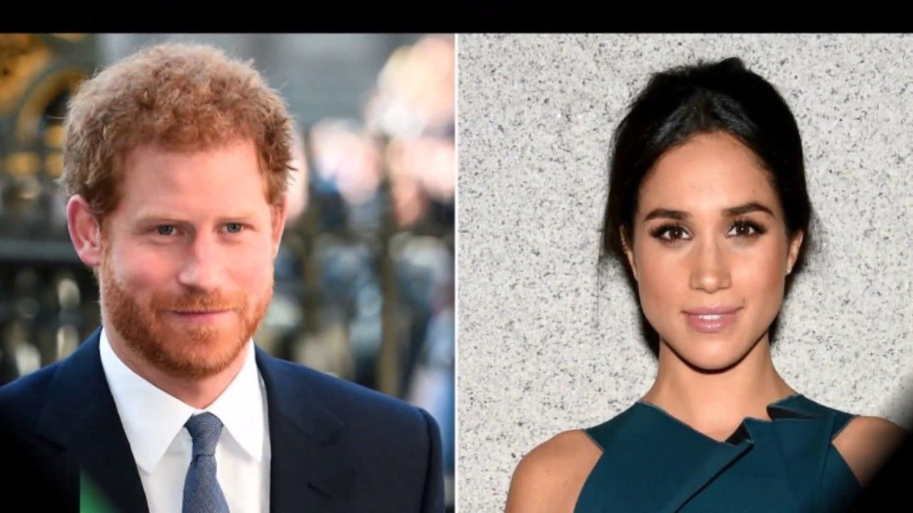 Prince Harry Introduced Girlfriend Meghan Markle to Prince Charles ...