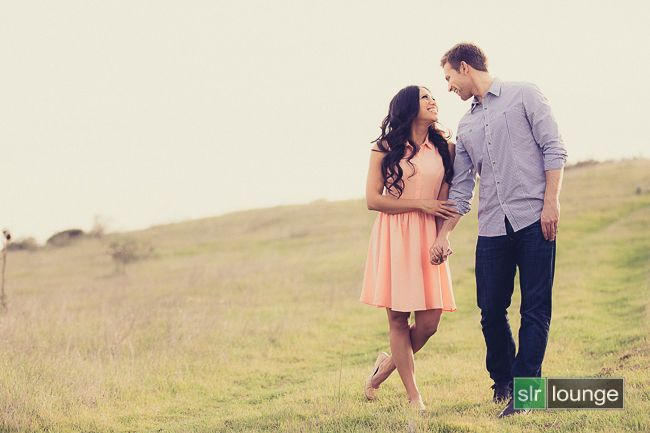 Engagement And Couple Posing Ideas