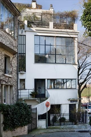 Le Corbusier - Triangle Modernist Houses - America\'s Largest ...