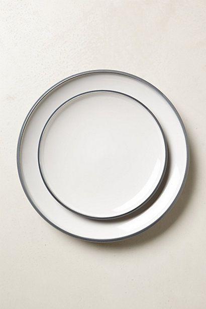 White + Grey Kobenstyle Dinnerware & White + Grey Kobenstyle Dinnerware | The Shop | Pinterest ...