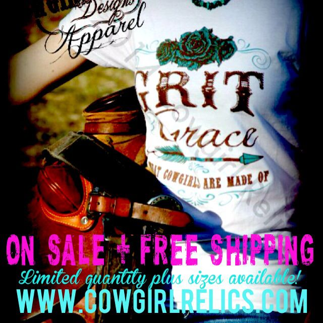 Labor Day Sale!!...free shipping on all apparel  including sale items at www.cowgirlrelics.com