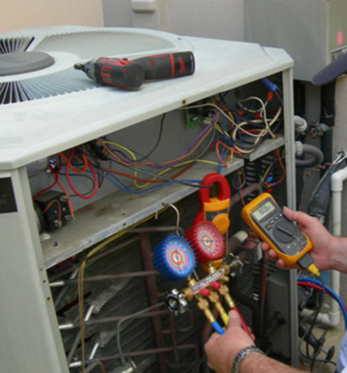 Air conditioning maintenance Air conditioning
