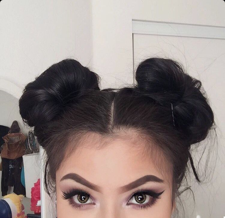Pin By Jessicaxoxstone On Pinterest Hair Styles Space