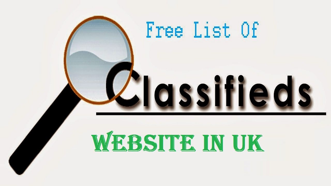 Here is the list of UK Classified Sites 2016 with High PR, DA, PA free and…