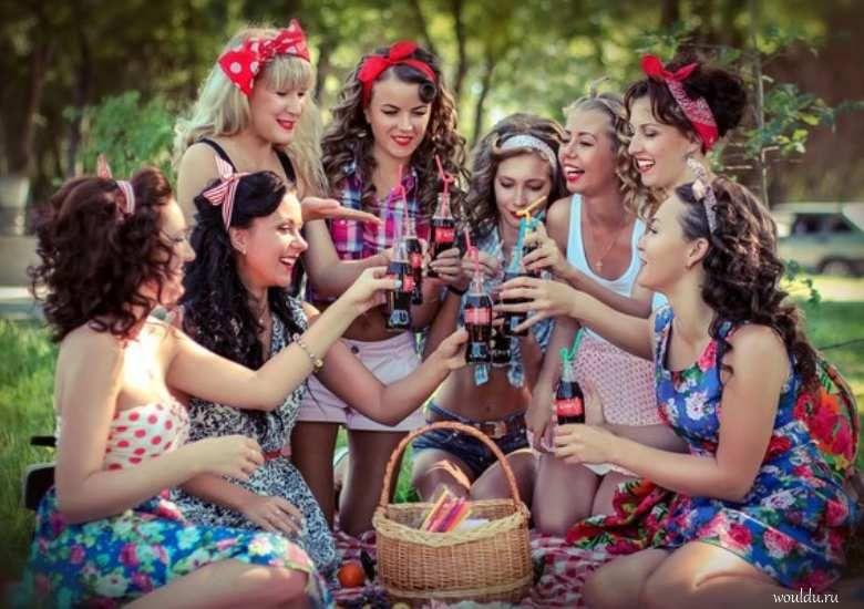 Картинки праздник девичник