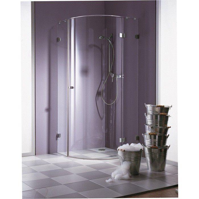 Einfach Schöner Wohnen designer eckdusche aus glas einfach schöner wohnen mit glasduschen