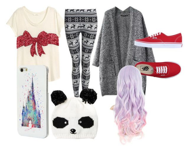 """Untitled #28"" by beautybrittney on Polyvore featuring Vans and Disney"