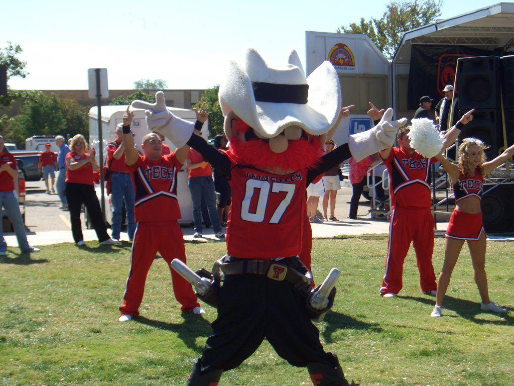 College football team mascots week 11 top ten