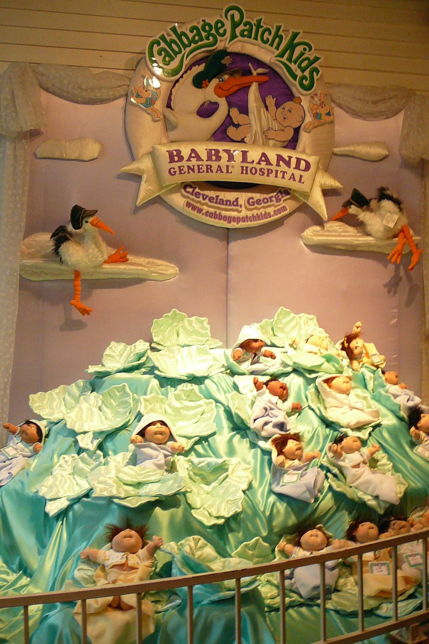 Pin By Melinda Carson On These United States Cabbage Patch Kids Cabbage Patch Babies Visit Georgia