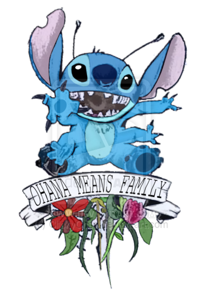 lilo and stitch tattoo design by on deviantart cute tattoos. Black Bedroom Furniture Sets. Home Design Ideas