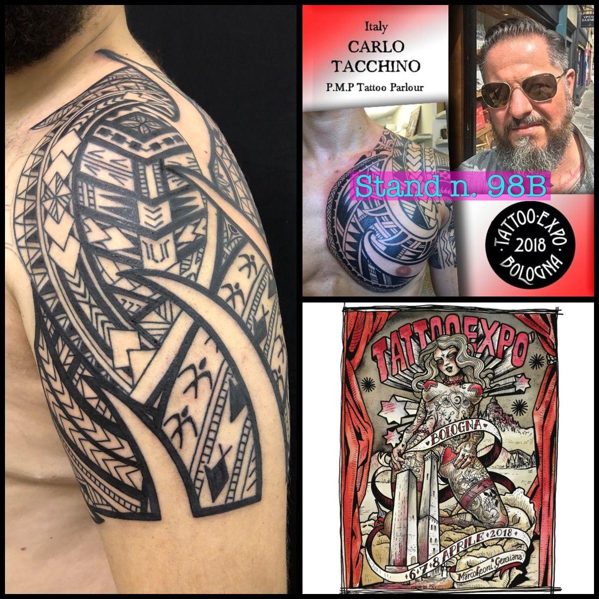 PMP tattoo parlour 🖤Carlo Bologna tattoo Expo 6-7-8 Aprile ...