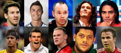 Los 10 jugadores más caros del mundo