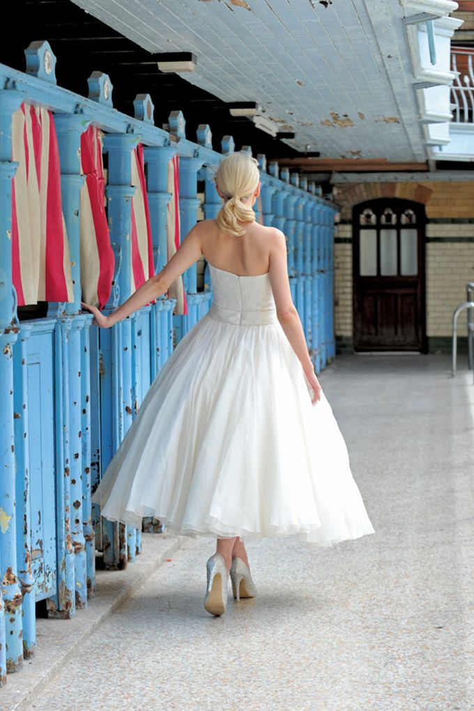 Veronique | Ivory & Co - Designer Bridal Couture 1950\'s style ...