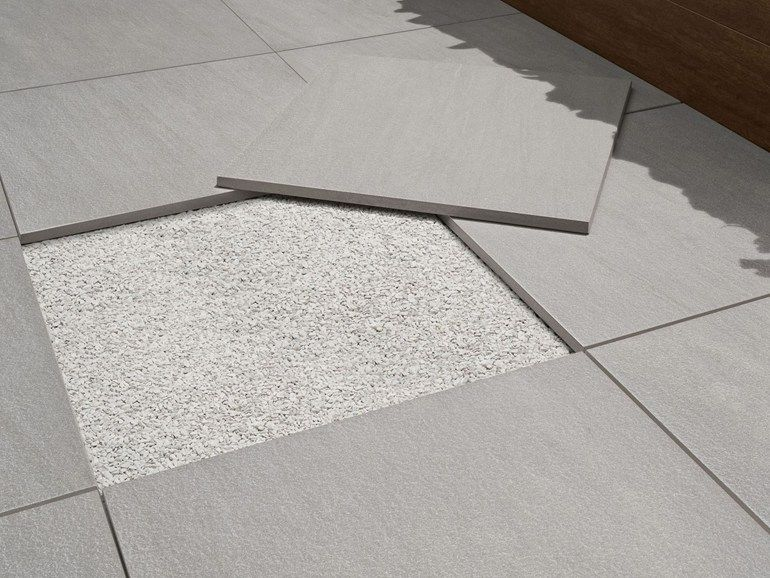 Outdoor Floors In Porcelain Stoneware Aextra 20 Caesartech Collection By Ceramiche Caesar