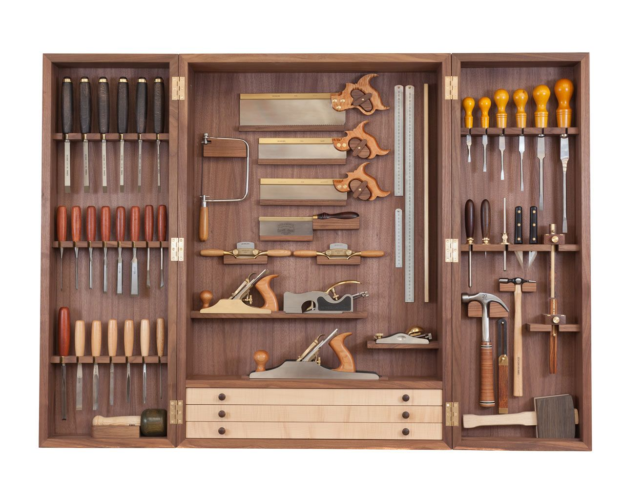 F5 Sir Terence Conran 5 Benchmark Tool Cabinet For Our