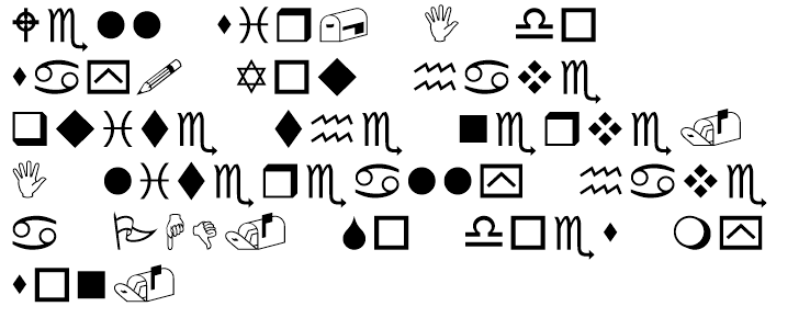 Wingdings 1 fonts dr gaster pinterest microsoft wingdings 1 fonts fandeluxe Image collections