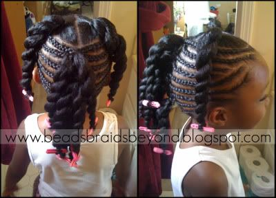 50 Awesome Black People Hairstyles for Kids