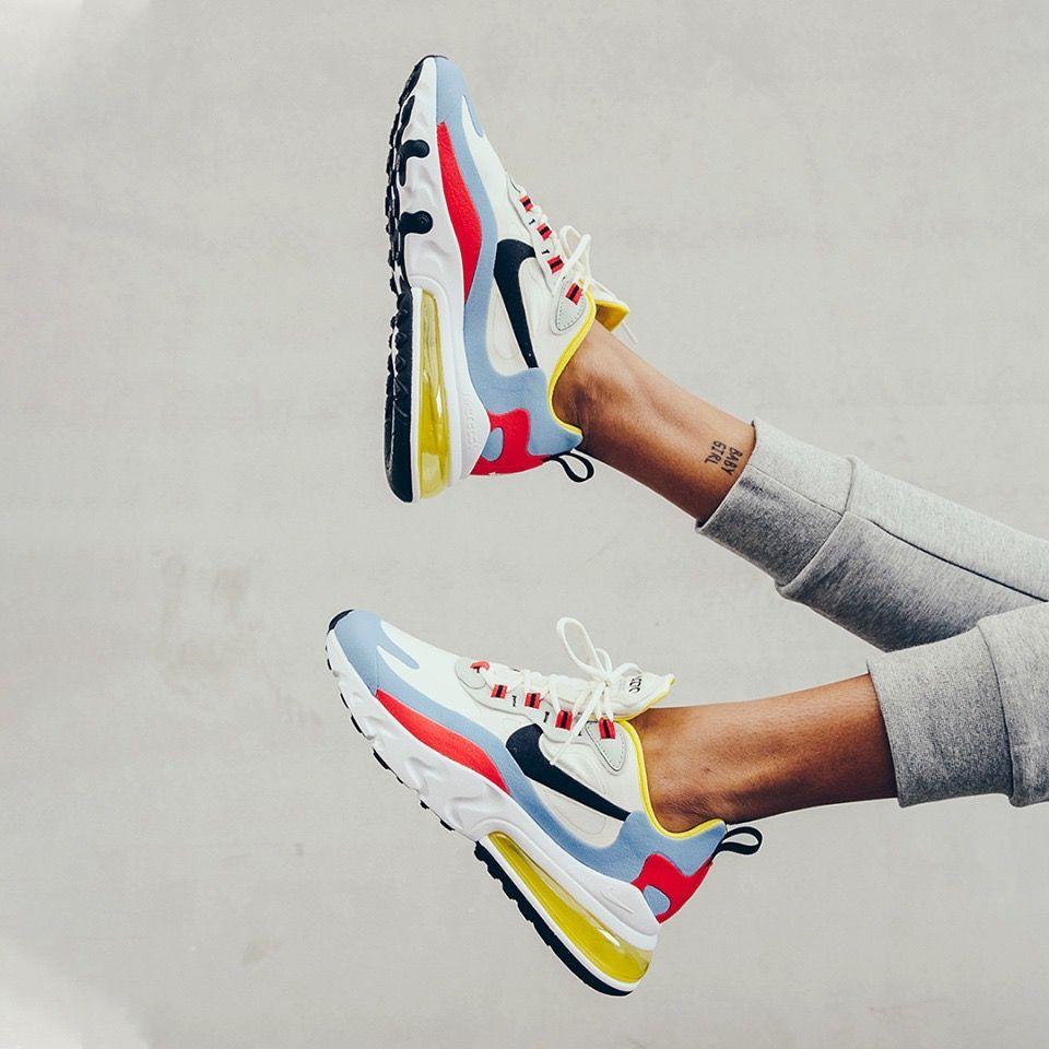 Nike Air Max 270 React Bauhaus: Review & On Feet YouTube