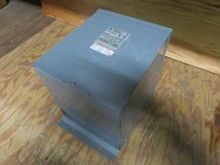 Square D 7.5 kVA 480/240 to 120/240 7S1F Single Phase Transformer 3R/Rainproof. See more pictures details at http://ift.tt/1OzA98j