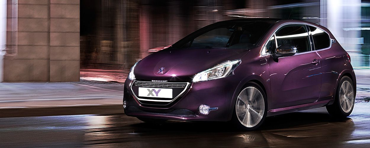 The New Peugeot 208 Peugeot 208 Pinterest Peugeot And Cars