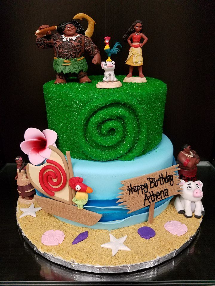 Awesome Pin By Glam Fete On Moana Themed Parties With Images Moana Funny Birthday Cards Online Aboleapandamsfinfo