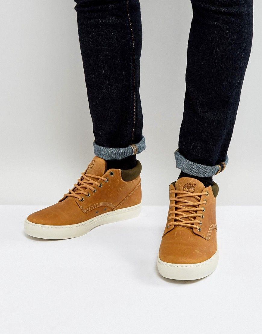 TIMBERLAND ADVENTURE CUPSOLE CHUKKA BOOTS - BROWN.  timberland  shoes   86ed123e83d3