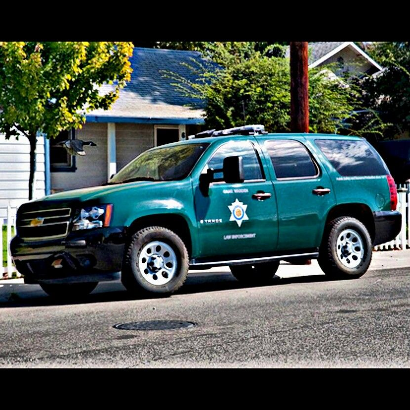 California Fish and Game Warden Law Enforcement Our
