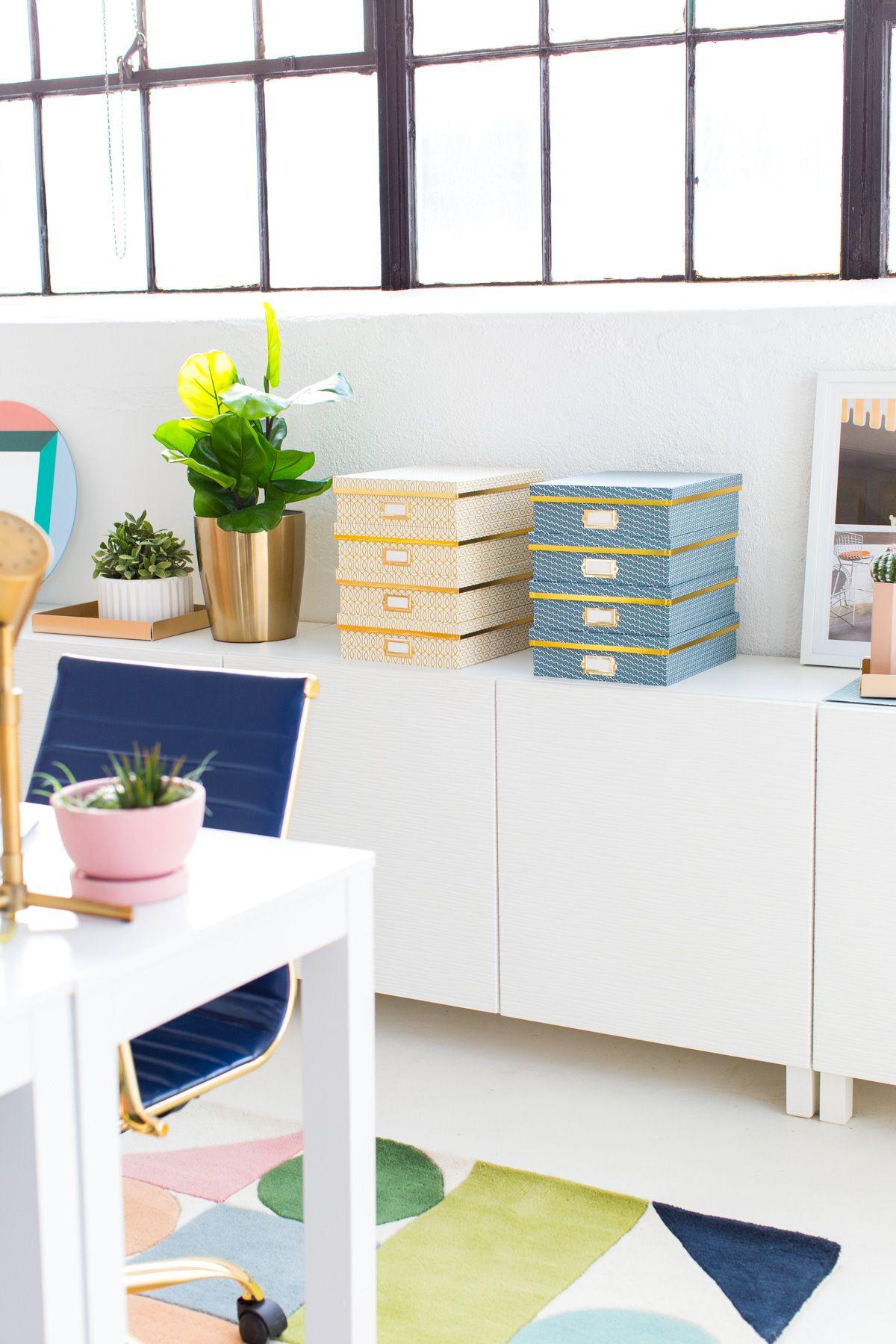 office space inspiration. Modern Interiors: Bright Office Space Inspiration