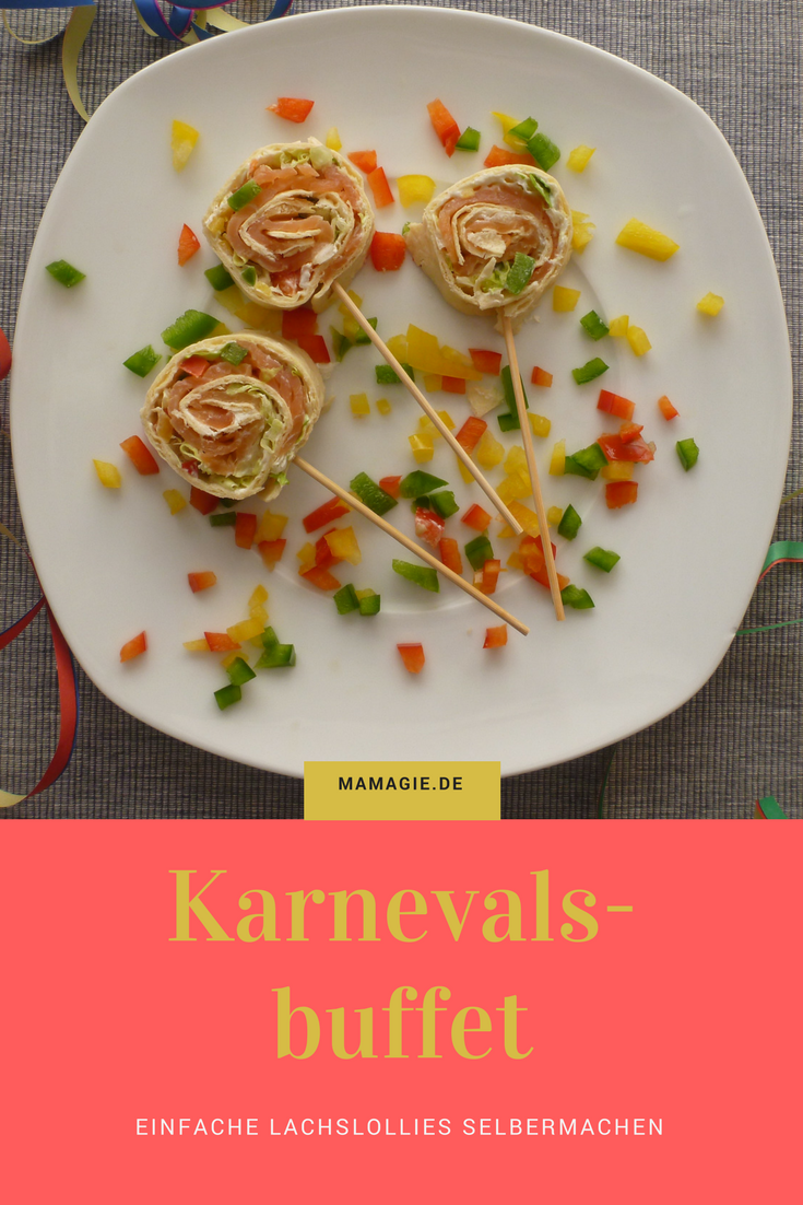 Party Food Leckere Lachslollis In 2019 Fingerfood Und Buffet