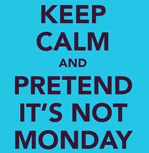 #Goodmorning :) Have a great week! #funny #lol #monday #quotes