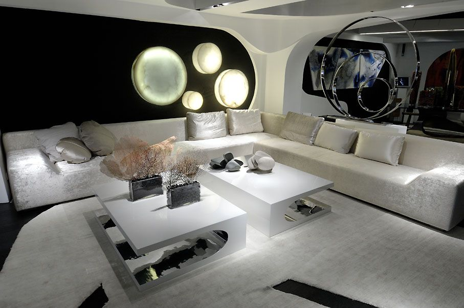 Superb Lighting In Living Room